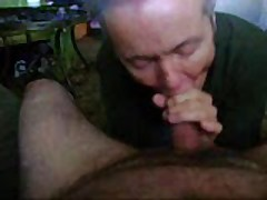 Blowjob For Marine