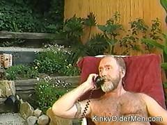 Kinky Bear Gets Visited