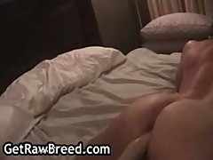 Tyler Reed And Alex Wilde Homosexual Making Out With Vibrator 11 By GetRawBreed
