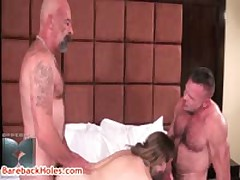 Jack Holden, Peter Axel And Greg York Gay Threesome 8 By Barebackholes
