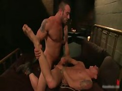 Spencer Philip In Very Extreme Gay Bondage Action 12 By BoundPride