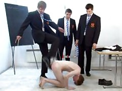School Bullies Detention Punishment