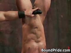 Brenn And Chad In Extreme Gay Bondage And Torture 26 By BoundPride