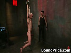 Brenn And Chad In Extreme Gay Bondage And Torture 20 By BoundPride