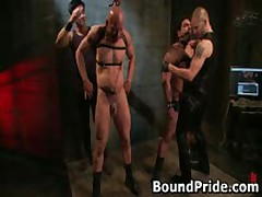 Brenn And Chad In Extreme Gay Bondage And Torture 2 By BoundPride