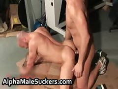 Very Hard Core Queer Suck And Fuck Iron 21 By AlphaMaleSuckers