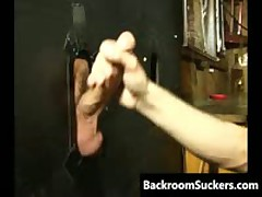 Fellatio Through The Glory Hole 2 By BackRoomSuckers