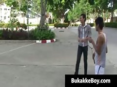 Badminton Big Cock Free Gay Porn 1 By BukakkeBoy