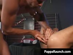 Extreme Homo Hard Core Butthole Making Out Fisting Clip Three By PappaRaunch