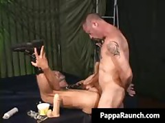 Extreme Gay Hardcore Asshole Fucking S&M Porn Clips 4 By PappaRaunch