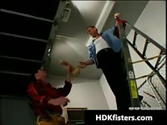 These Guys Just Need Their Assholes Stuffed, WARNING! Extreme Gay Fisting Videos 1 By HDKfisters