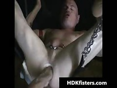 Travis Hollister And Buck Shafter Extreme Gay Fisting 6 By HDKfisters