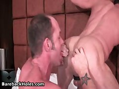 Extreme Queer Barebacking Making Out And Penetrator Sucking Free Porno 15 By BarebackHoles