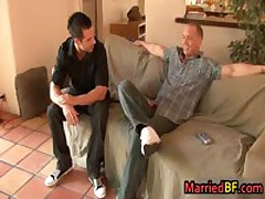 Married Man Intimidated By His First Gay Cock 18 By MarriedBF