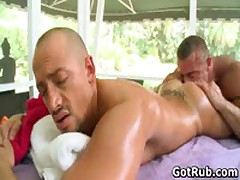 Exciting Dude Get His Horny Torso Rubbed And Erection Sucked Off 21 By GotRub