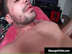 Lucky Dude Gets Amazing Gay Massage With Toy 8 By MassageVictim