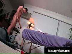 Dylan Getting His Butthole Oiled And Pounded By Fatty Weiner 2 By MassageVictim
