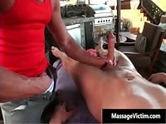 Dayton Gets His Amazingly Cute Gay Ass Fucked Hard 6 By MassageVictim