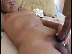 Grandpa With Big Cock