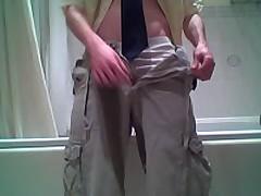 Piss In Old School Uniform pt1