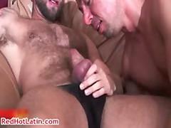 Dominik Rider And Dan Rhodes Fucks And Sucks Three By RedHotLatin