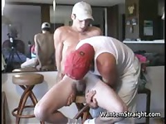 Exciting Hetero Dudes In Gay Porn Action Videos 2 By WantEmStraight