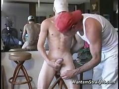 Sexy Heterosexual Men In Free Gay Porno Action Videos 2 By WantEmStraight