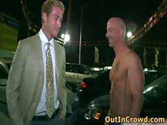 Hot Straight Hunks Get Outed In Public Places Gay Videos 2 By OutInCrowd