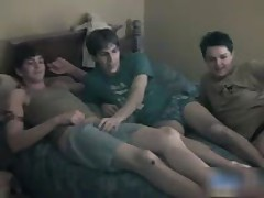 Hetero Teenaged In A Homo 3some 8 By YummyTwinks