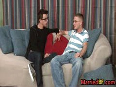 Straight And Married Dude Gets His First Gay Anal 22 By MarriedBF