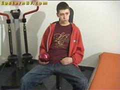 Eastern Boy Paul Busting His Nuts 2 By EasternBF
