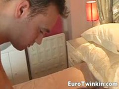 Cute And Horny Euro Twinks Bareback Session