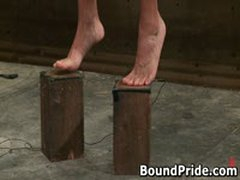 Penix And Gianni Hunky Studs Extreme BDSM Gay Porn 2 BoundPride