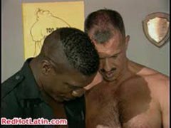 Dereck Bishop, Christopher Fleur De Lis And Marc West Gay Threesome 5 By RedHotLatin