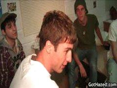Gay Hazing Gangbang 7 By GotHazed