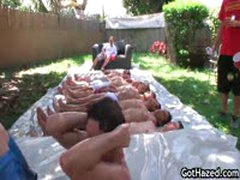 Outdoor Group Gay Hazing 3 By GotHazed