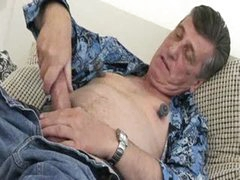 Roger Jerking His Meat