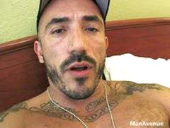 Alessio Romero Hairy Pits Jack Off