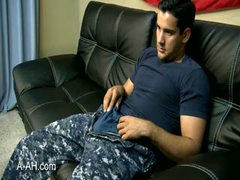 Hairy Balls Navy