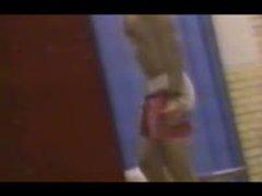 Spy Locker Shower