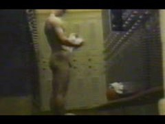 Spy Locker Shower