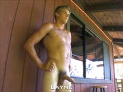 Blond Surf Hunk Layne