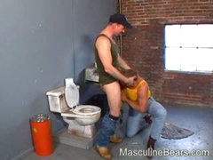 Kinky Workers In Action