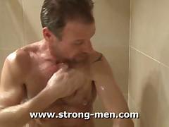 Mature Muscle Hunk