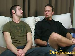 Hot Twink Nailed By Hairy Top