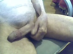 Morning Wank With Porn