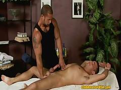 Matthew Rush Makes Him Cum!
