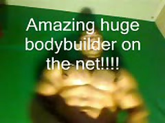 Bodybuilder With The Biggest Nipples On The Earth